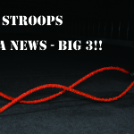 STROOPS EXTRA NEWS!! 3大イベントのお知らせ!!